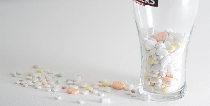 Список обезболивающих средств при менструации