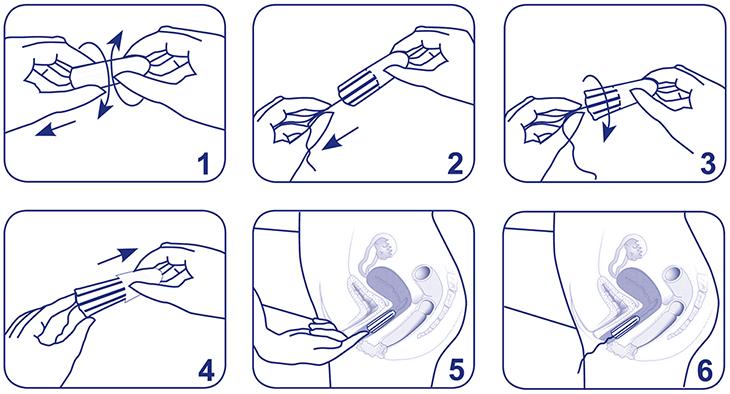 Прокладки или тампоны — чтолучше использовать примесячных